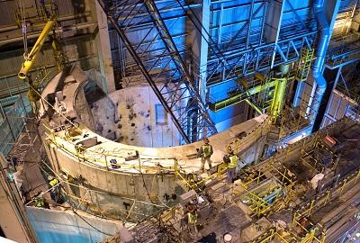 NASA Silo Demolition